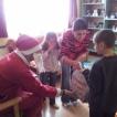 Moş Crăciun Special a ajuns şi la Sibiu