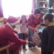 Special Santa arrived in Sibiu