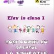 ELEV IN CLASA I