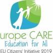 Astăzi am lansat prima inițiativă civică europeană pentru Educație Incluzivă - Europe CARES
