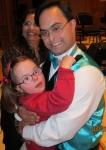 Invata-l pe cel de langa tine cat de minunat poate fi copilul cu Sindrom Down